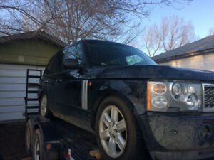 2004 Land Rover Range Rover SUV, Crossover