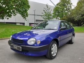1997/R Toyota Corolla 1.3 GS Sportif, 1 Owner, 28k Miles, Very Clean
