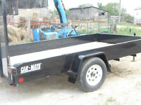 New CarMate Trailer (Used Once)