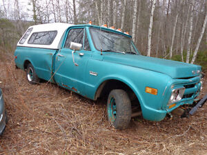 For Sale Two GMC trucks