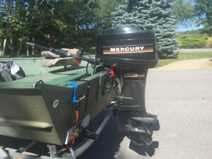 Mercury 25HP outboard
