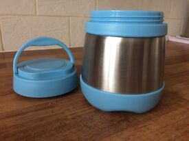 Baby food insulated flask