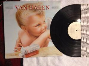VAN HALEN 1984 WARNER BROS LP VG