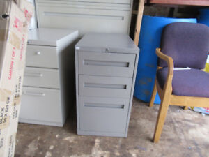 Cabinets metal ( great for a work shop ) $10 each