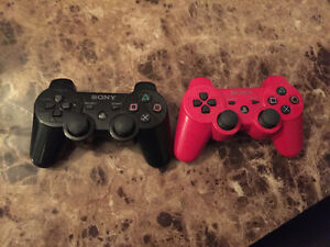 PlayStation 3 controllers