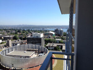 North Vancouver New Luxury Condo with Unobstructed Views
