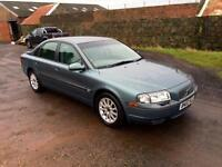 2002 Volvo S80 2.4 S 4dr