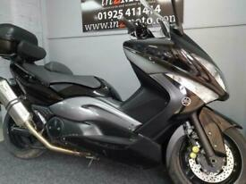 YAMAHA XP500 TMAX 2008 FEW EXTRAS LOVELY SCOOTER