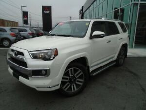 2014 Toyota 4Runner SR5 LIMITED EDITION 20 INCH WHEELS LEATHER N