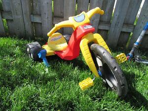 Tricycle Big Wheels à vendre.