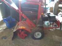 Rototiller For Sale - Only Used Twice