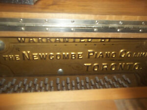 Over 100 years old -VINTAGE-Piano