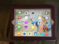 4th Gen IPad 32gb with LTE mobile internet