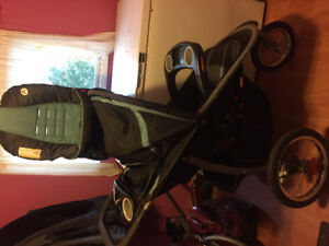 Stroller/car seat excellent condition