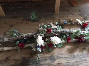 Assorted WEDDING items - Vintage Country Wedding