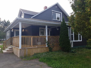 Newly Renovated 3 bedroom, Central St-Antoine!