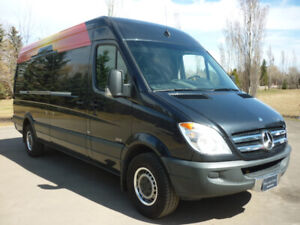 2013 Mercedes-Benz Sprinter 2500 EXTENDED Van HIGH ROOF, DIESEL