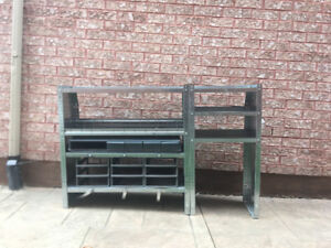 Cargo Shelving Unit for sale , Willing to take offers