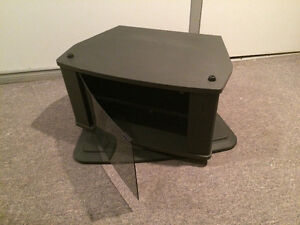 Corner Swivel TV stand