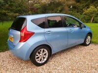 Nissan Note N1.2 ECO Acenta 5dr + Bluetooth + Cruise Control
