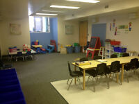 Ready Set Grow - one spot left in our older MW/F class