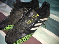 Adidas predator multistud boots size 8 1/2 £40