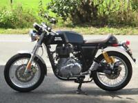 ROYAL ENFIELD CONTINENTAL GT. 2018/18.