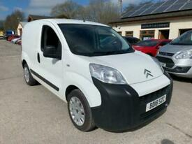 2018 Citroen Nemo 1.3 HDi 80 Enterprise 5 door Panel Van