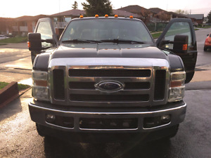2010 FORD SUPER DUTY F-250 LARIAT DIESEL 4X4 6.4L