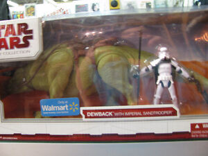 Star Wars Dewback with Sandtrooper Strathcona County Edmonton Area image 1