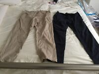 Maternity chinos size 12-14
