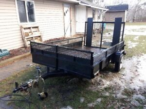 ATV or Utility Trailer