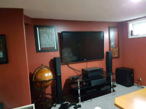 Onkyo 7.1 surround home theater system