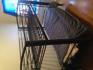 Bunk beds from smoke free home