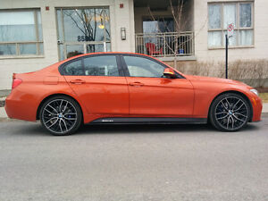2014 BMW 335i x drive M performance edition