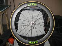 Carbon-fibre Zipp Wheel