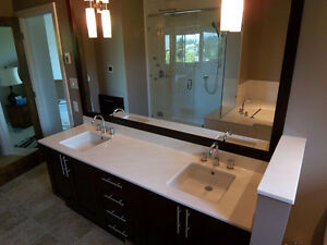 Shower Bases ,Shower Walls Vanity Tops and More Cambridge Kitchener Area image 10