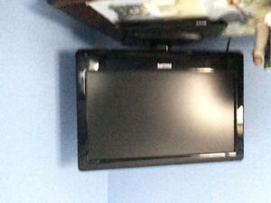 Phillips tv and Sony DVD player