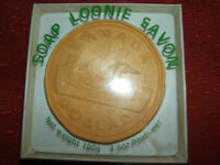 NEW OLD STOCK - LOONIE SOAP and More Unique Items