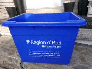 WANTED. Your old recycle bins for a  good cause.