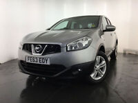 2013 63 NISSAN QASHQAI+2 ACENTA DCI DIESEL 7 SEATER FINANCE PX WELCOME