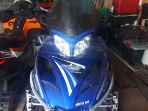 2006 Arctic Cat Bearcat 660 Turbo Widetrack