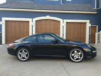 2005 Porsche 911 Carrera 997 Coupe (2 door)