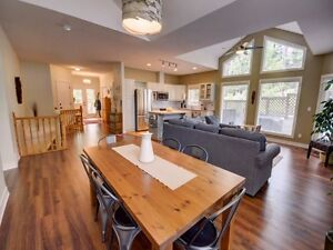 Secluded and quiet 1/2 Duplex in Canmore