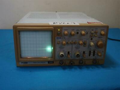 Protek 6504 40mhz Oscilloscope