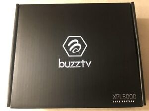BUZZ XPL 3000 IPTV BOX NEW 2018 MODEL ANDROID 7.1 DURHAM SELLER