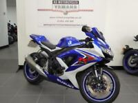 59 REG SUZUKI GSX R 750 K8 LOW MILES 1 PREVIOUS OWNER GREAT CONDITION
