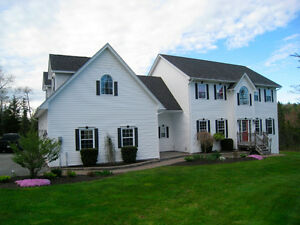 Fall River 2 Storey 3 Car Attached Garage 5 Bedroom Home