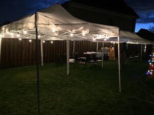 Tent - Canopy - For Rent - White - Wedding - Party - Receptions Kingston Kingston Area image 8