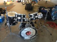 START YOUR OWN BAND WITH DRUMS